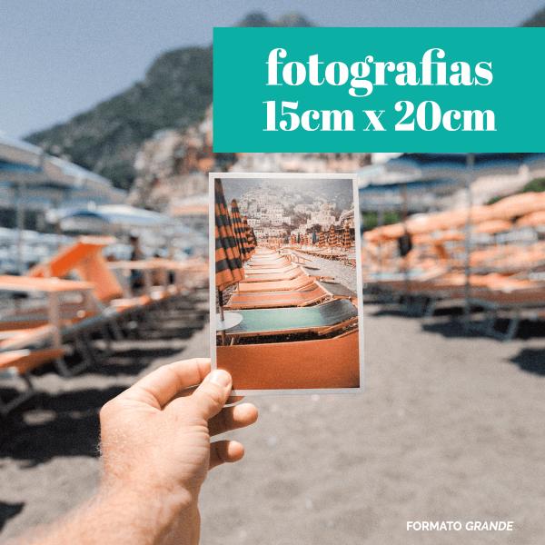 Fotografias 15cm x 20cm