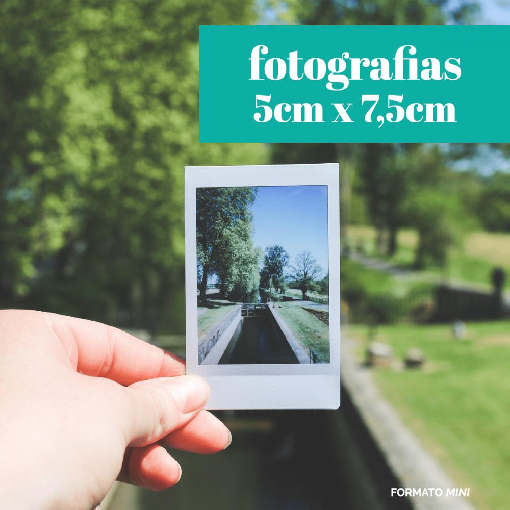 Fotografias 5cm x 7,5cm